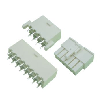 "4.20mm (.165"")Wire to Wire / Power Connectors"